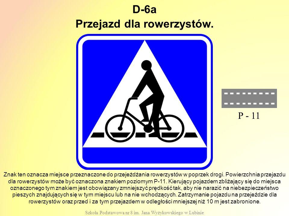 D-6a Szkoła Podstawowa nr 8 im.