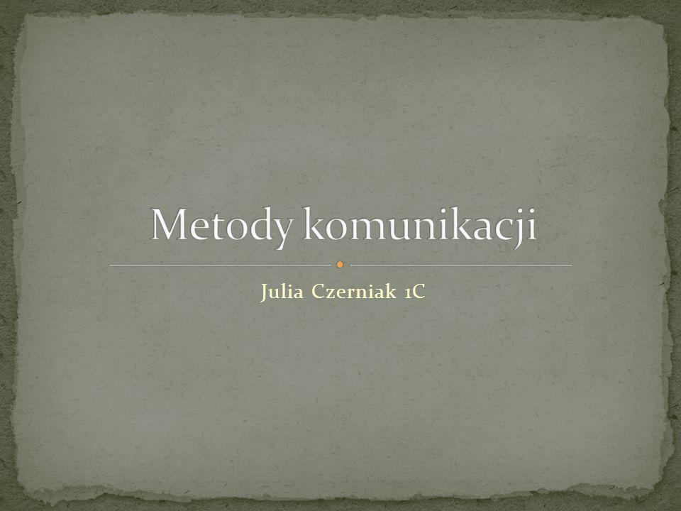 Julia Czerniak 1C