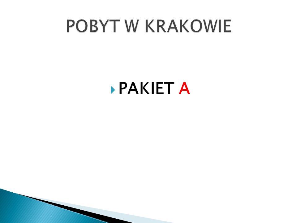  PAKIET A