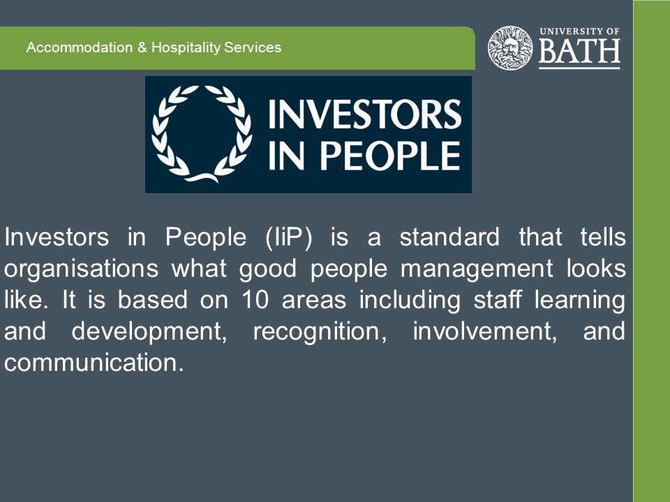 Accommodation & Hospitality Services