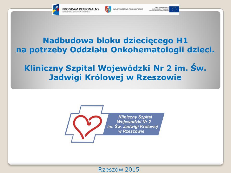 OKRES REALIZACJI 2012-2015 W dniu 30.09.2014 została podpisana umowa o dofinansowanie projektu kluczowego w ramach RPO WP 2007-2013