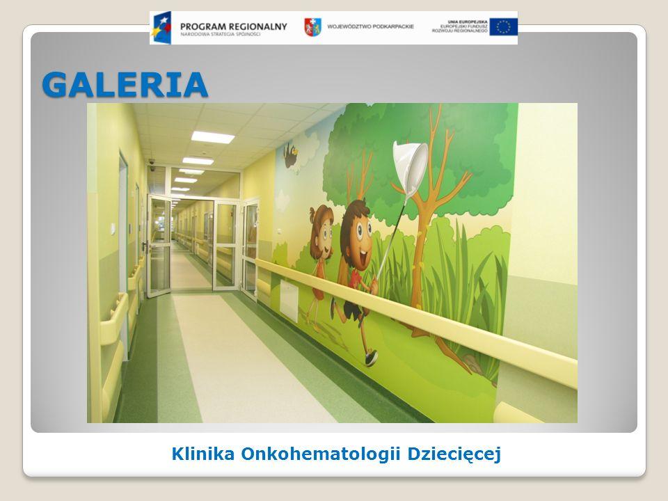 GALERIA Klinika Onkohematologii Dziecięcej