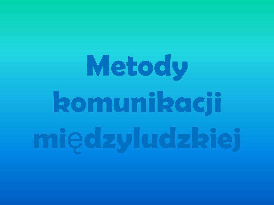 Mowa Dzieli się na: Komunikację werbalną : komunikacja z użyciem języka naturalnego, czyli mowy jako środka komunikacji.