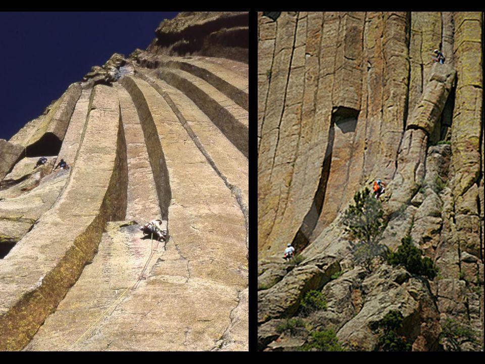 Wieża jest odwiedzana przez miłośników wspinaczki górskiej