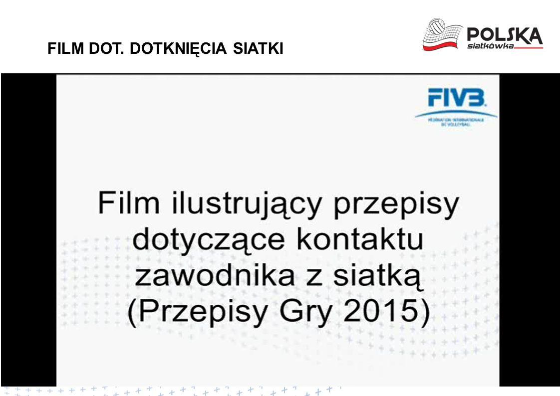 FILM DOT. DOTKNIĘCIA SIATKI