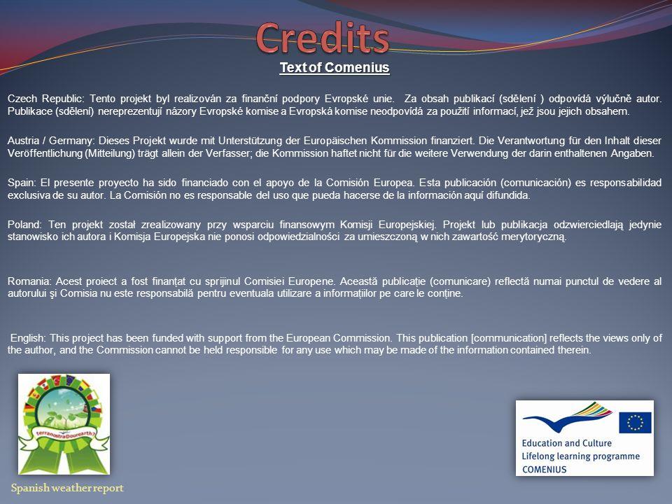 Text of Comenius Czech Republic: Tento projekt byl realizován za finanční podpory Evropské unie. Za obsah publikací (sdělení ) odpovídá výlučně autor.