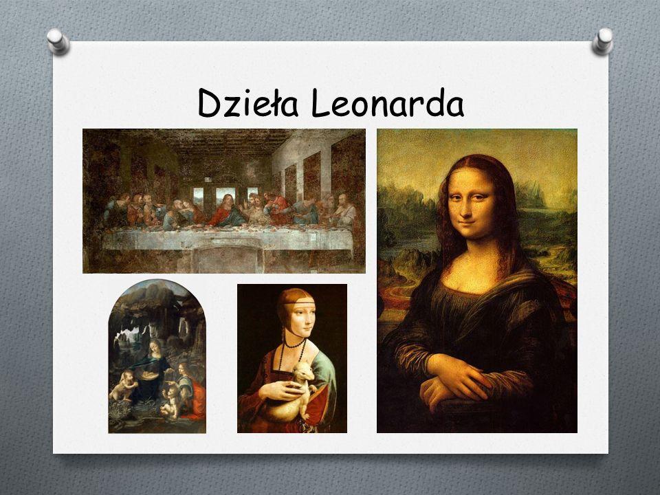 Projekty Leonarda