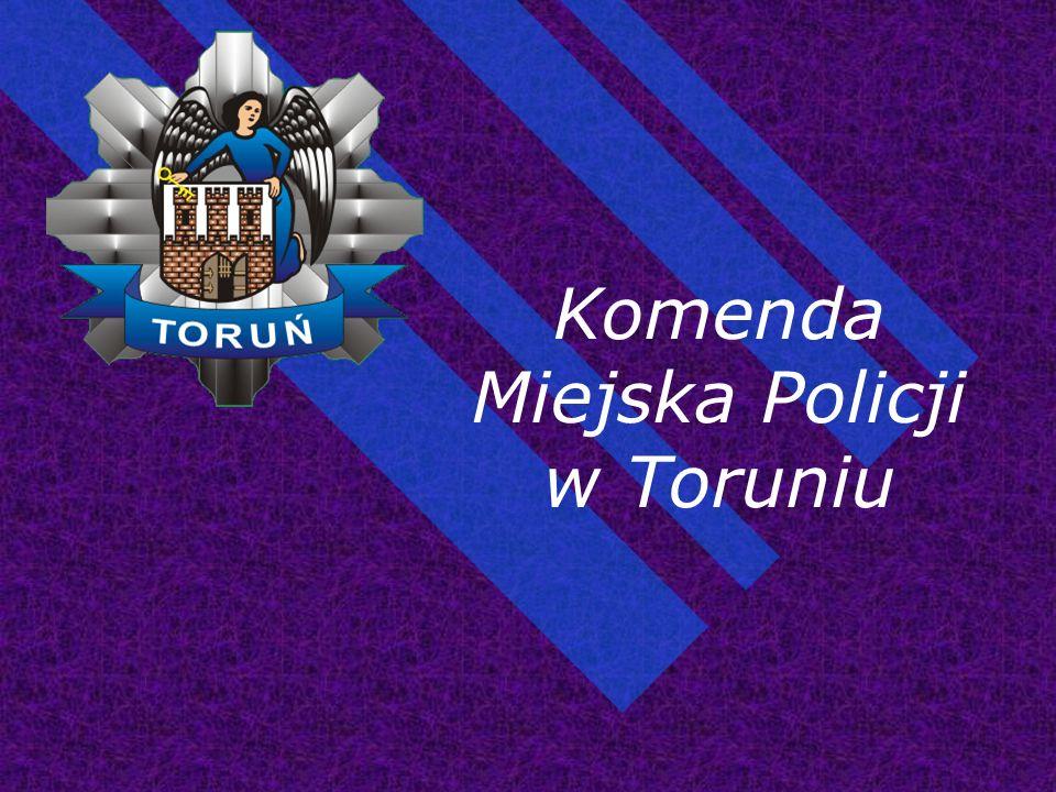 Komenda Miejska Policji w Toruniu
