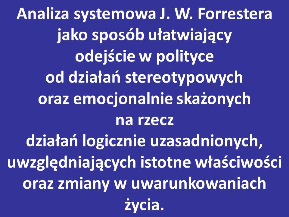 Analiza systemowa J.W.