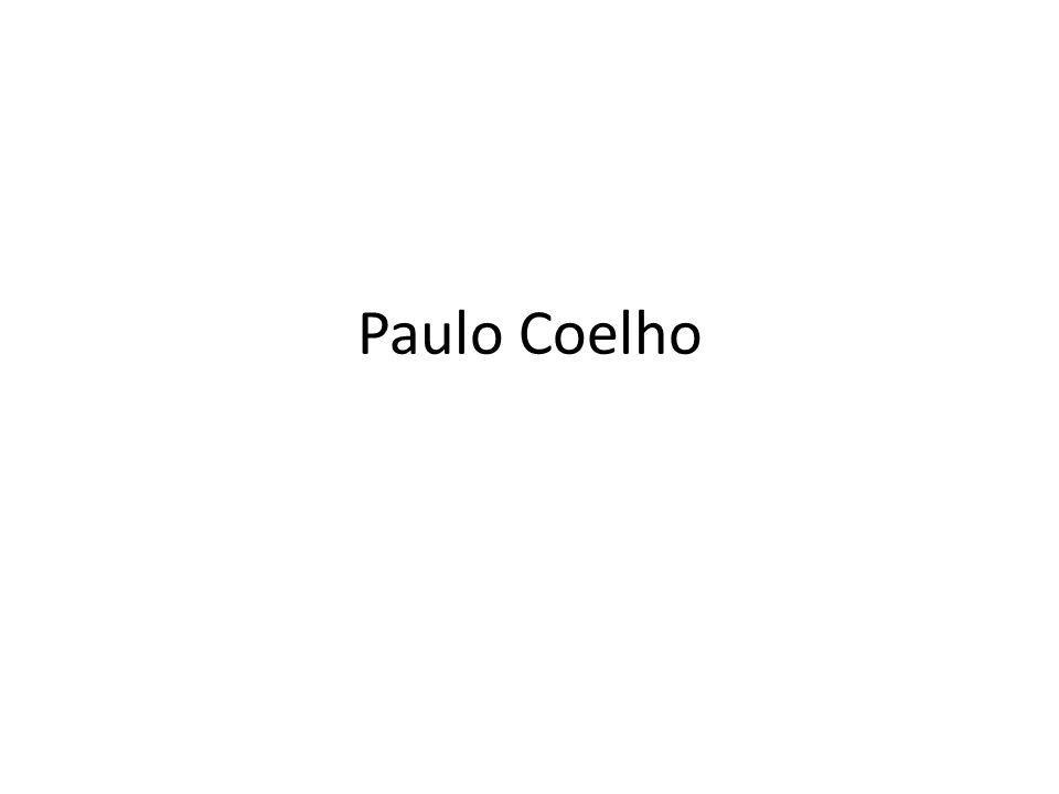 Biografia Paulo Coelho urodził się 24 sierpnia 1947 roku w średniozamożnej rodzinie.