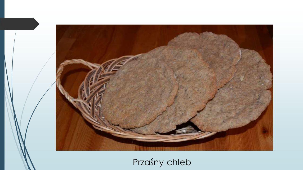 Przaśny chleb