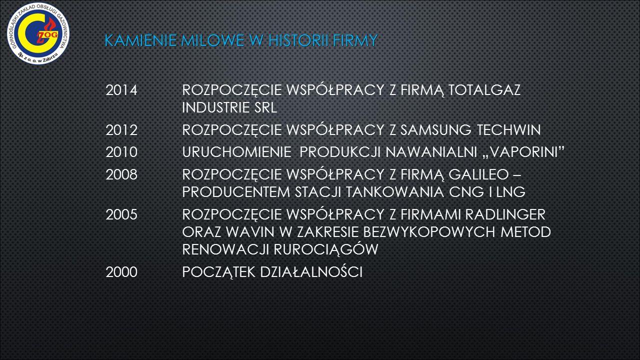 OBSZARY DZIAŁALNOŚCI Przychody w podziale na obszary działalności w 2014 r.