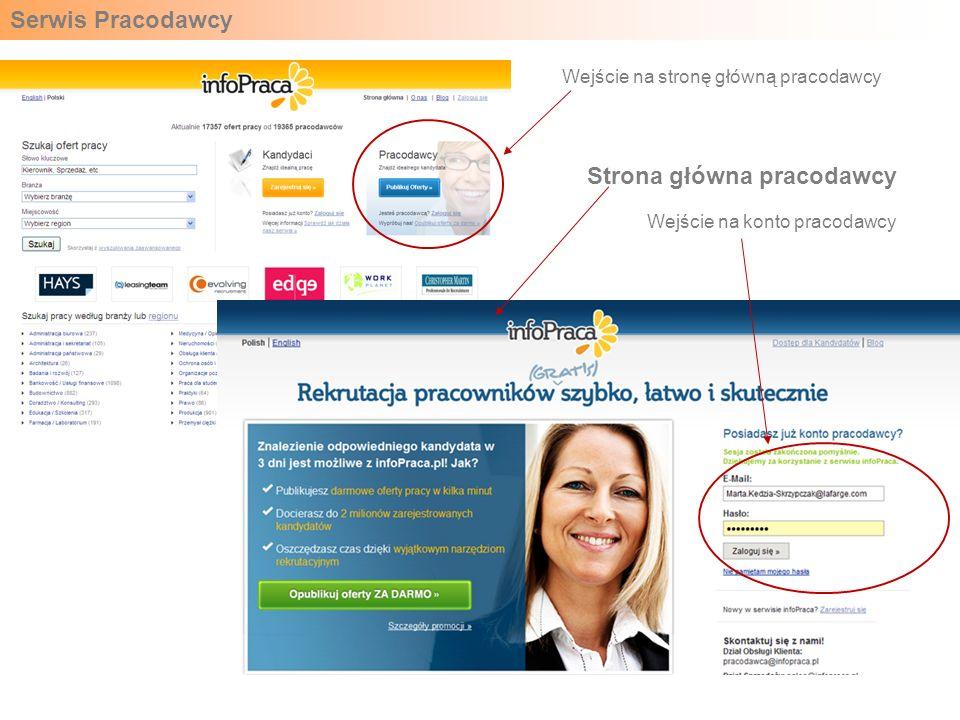 Serwis Pracodawcy Wejście na stronę główną pracodawcy Strona główna pracodawcy Wejście na konto pracodawcy