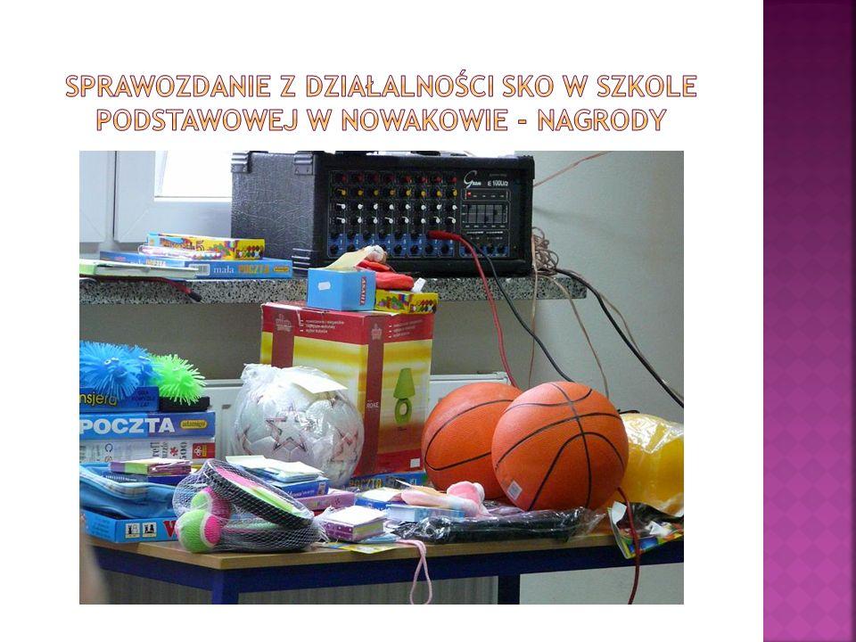  Działalność koła SKO w roku szkolnym 2013/2014 zakończona zostanie w czerwcu br.