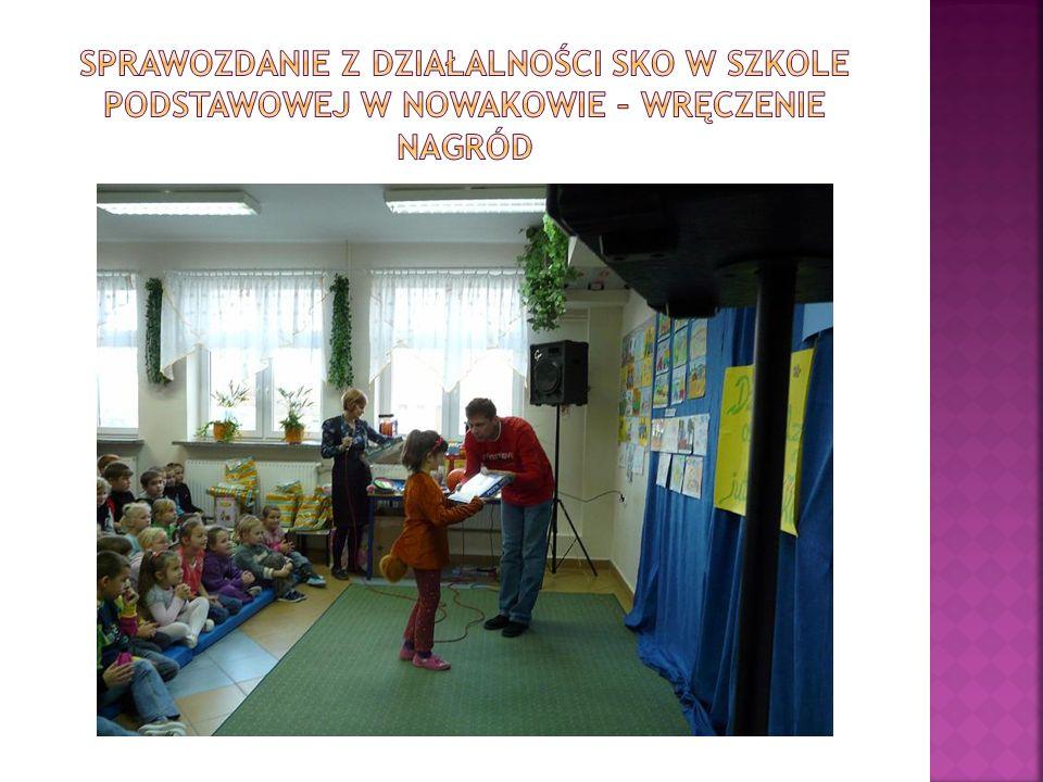 """ W II semestrze roku szkolnego 2013/2014 ogłoszony został także konkurs """"Moneta Polska a Unii Europejskiej ."""