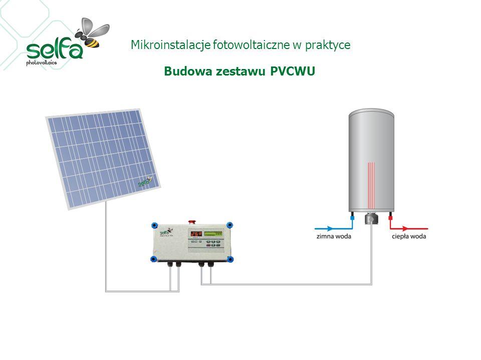 Mikroinstalacje fotowoltaiczne w praktyce Budowa zestawu PVCWU