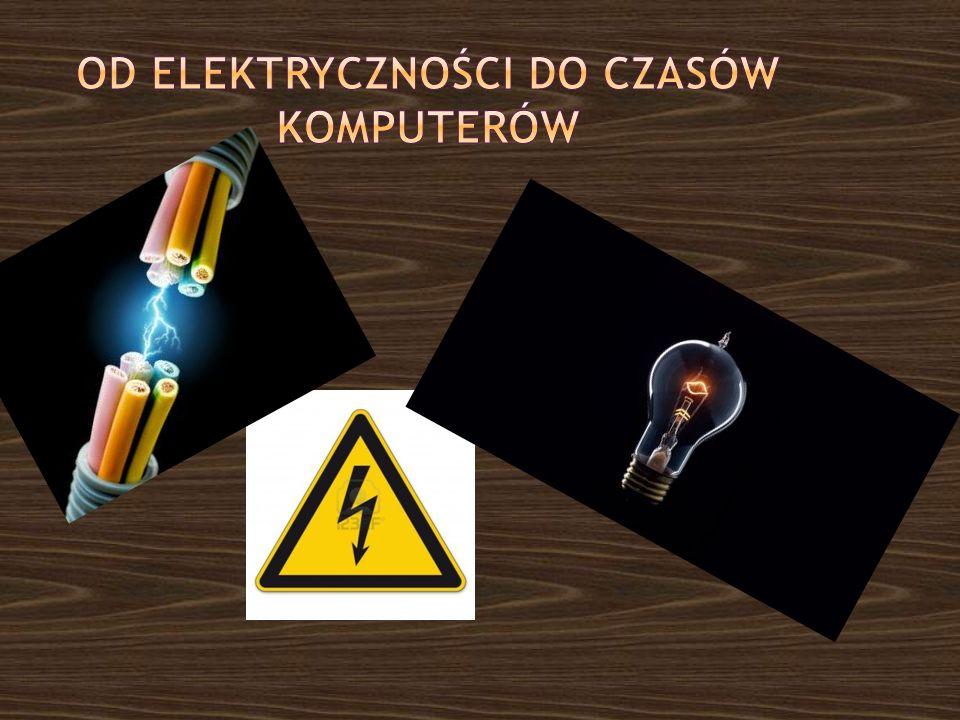 Pierwszy z elektrycznych wynalazków komunikacyjnych, telegraf, został zastosowany w 1838 r.