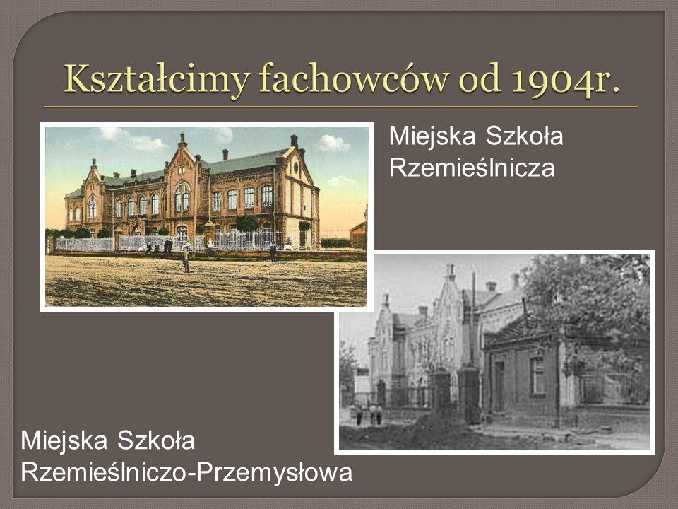 Kształcimy fachowców od 1904r. Technikum Mechaniczne Zespół Szkół Samochodowych