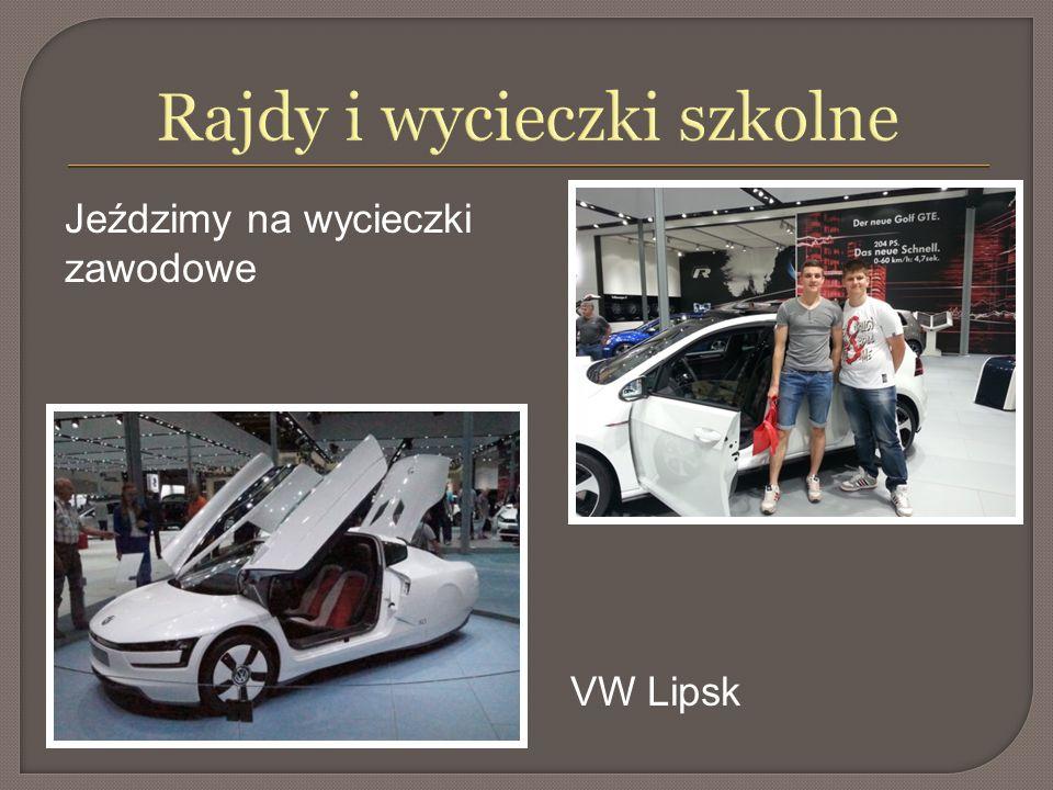 Rajdy i wycieczki szkolne VW Lipsk Jeździmy na wycieczki zawodowe