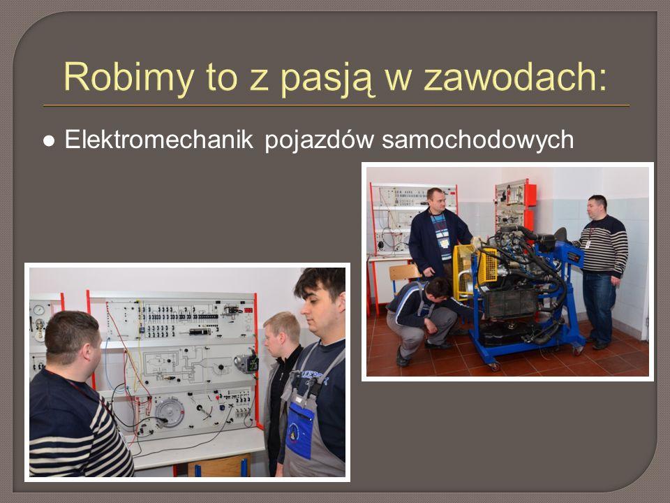 Nasi partnerzy w kształceniu zawodowym Odbywamy praktyki zawodowe w