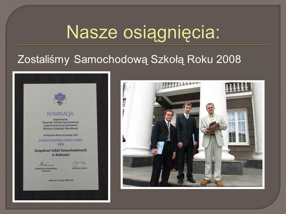 Współorganizujemy szkolenia zawodowe dla uczniów naszej szkoły DENSO MAHLE OSRAM SKF