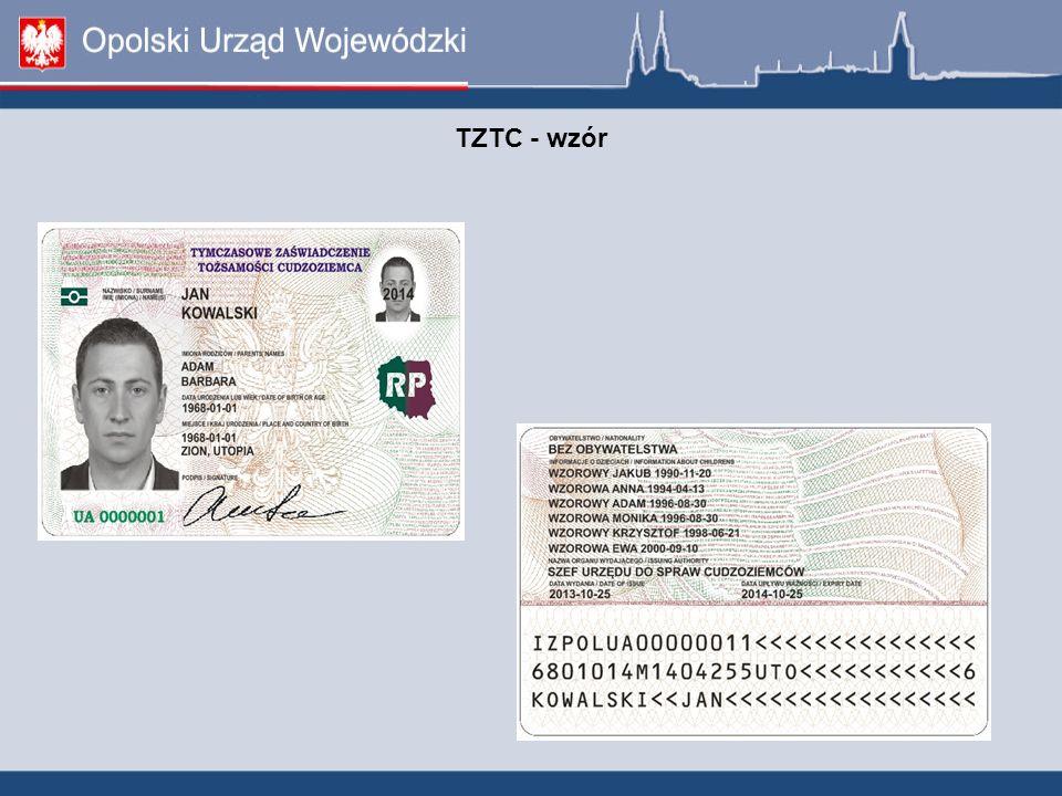 TZTC - wzór