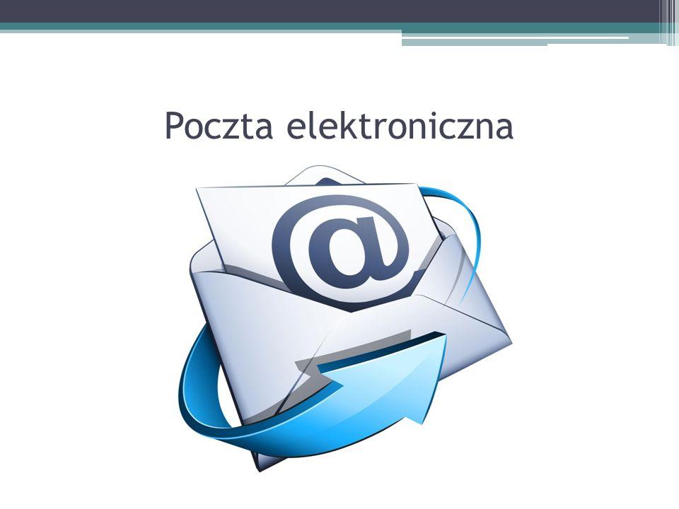 Poczta elektroniczna lub krótko e-poczta – usługa internetowa, w nomenklaturze prawnej określana zwrotem świadczenie usług drogą elektroniczną, służąca do przesyłania wiadomości tekstowych, tzw.
