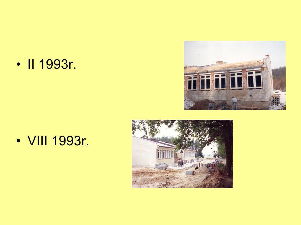 Zdjęcia z placu budowy VI 1992r. XI 1992r.