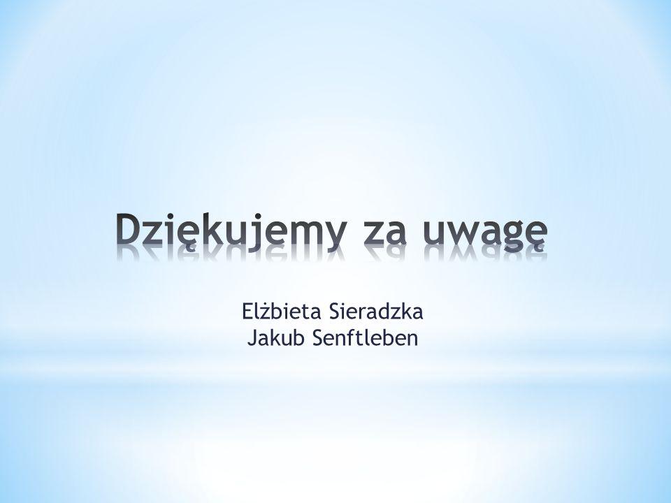 Elżbieta Sieradzka Jakub Senftleben