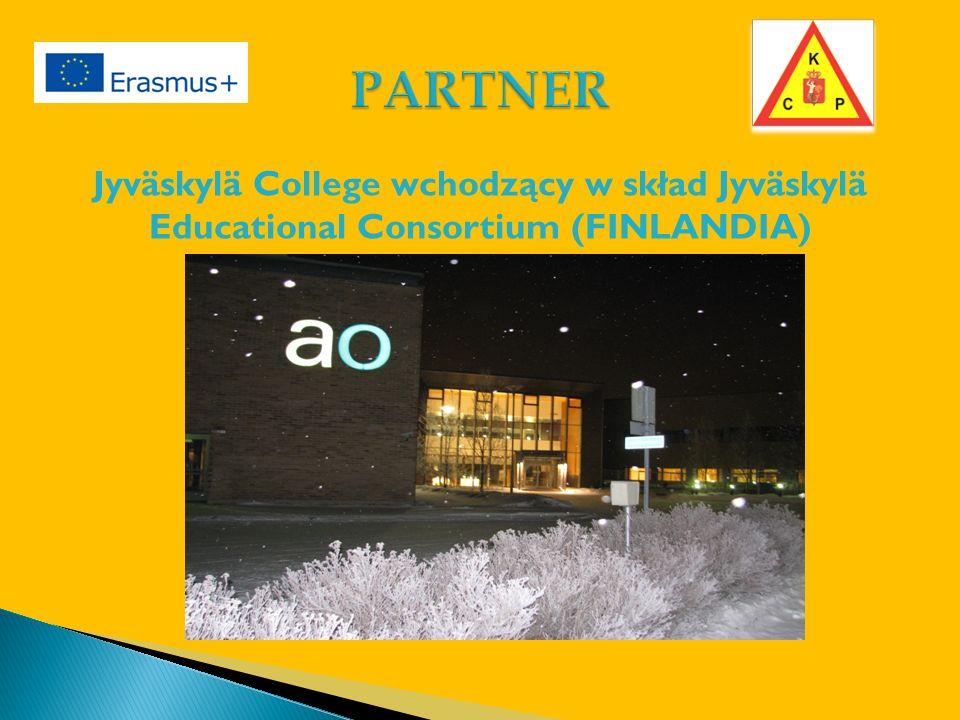 Jyväskylä College wchodzący w skład Jyväskylä Educational Consortium (FINLANDIA)