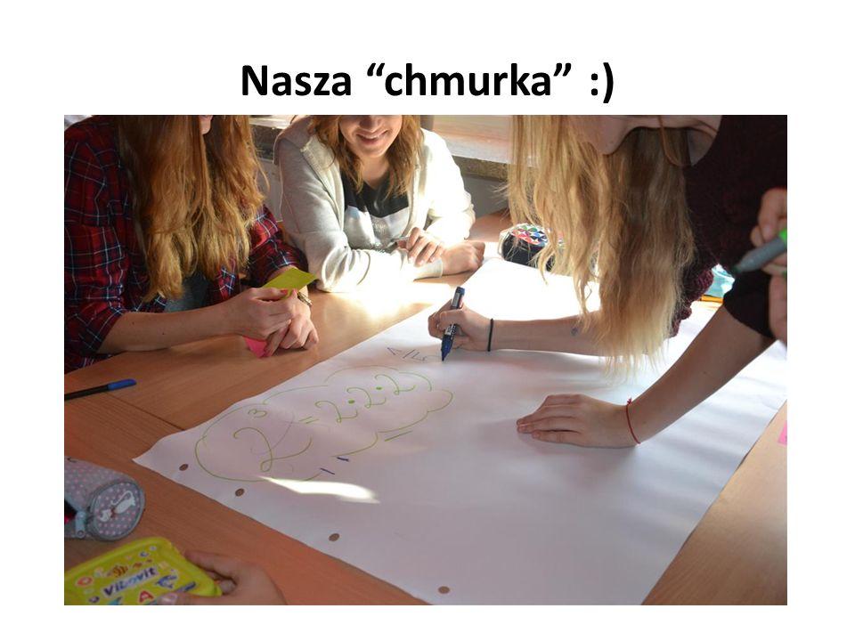 """Nasza """"chmurka"""" :)"""