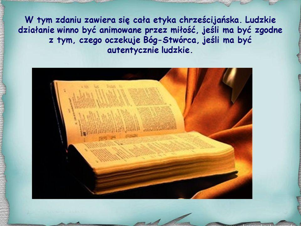 Jezus wziął w opiekę przede wszystkim maluczkich i ubogich, chorych i wykluczonych.