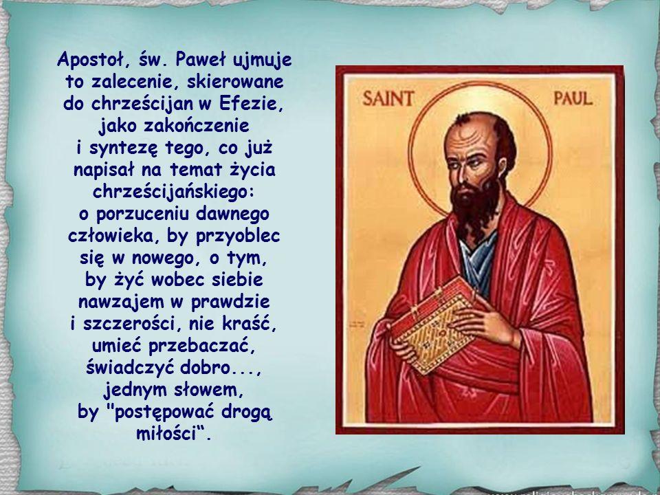 Apostoł, św.