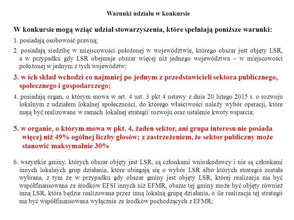 Europejski Fundusz Rolny na rzecz Rozwoju Obszarów Wiejskich Wieś Miasto do 20 tyś.