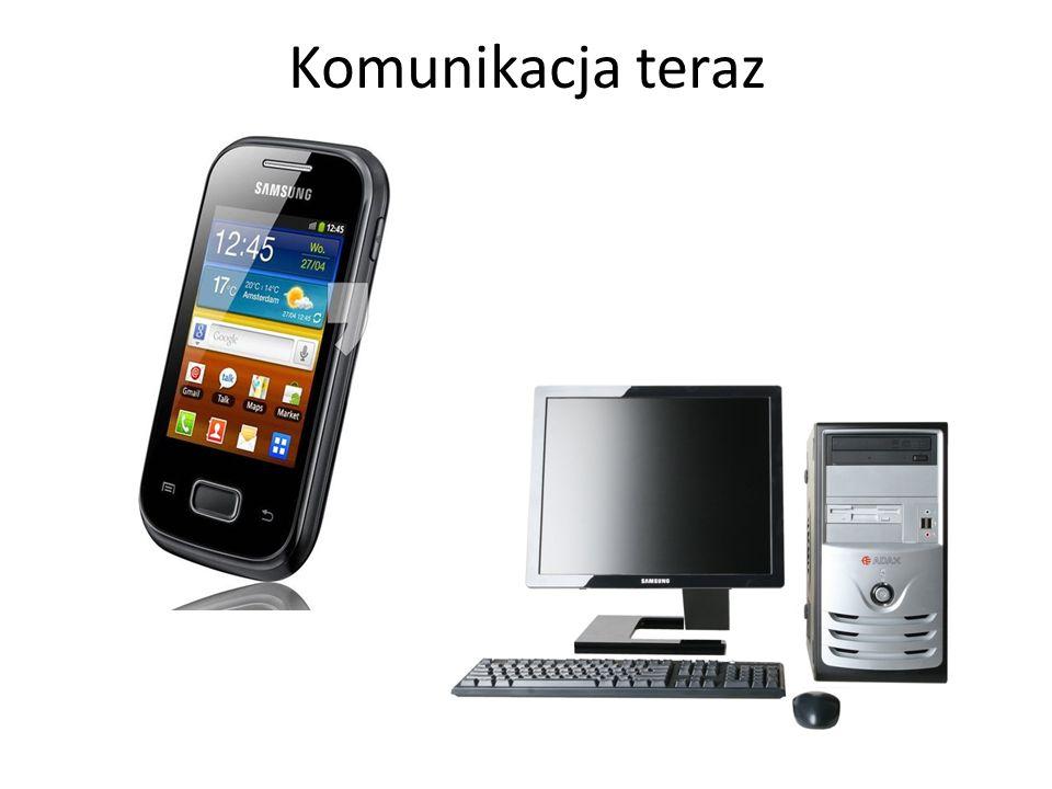 Komunikacja teraz