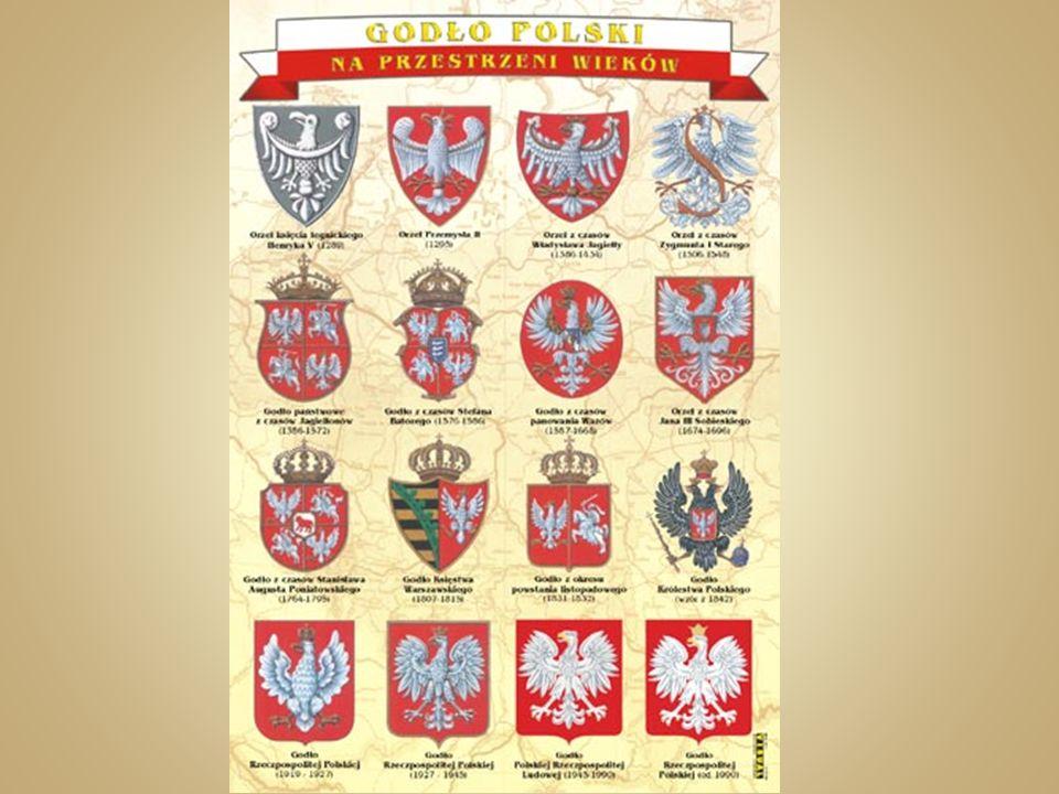 Barwy biała i czerwona nawiązują do kolorystyki herbu.