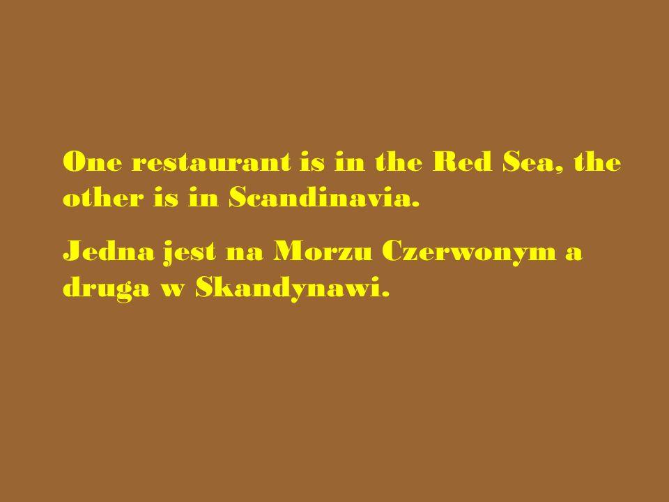 It's a difficult choice. Muszisz przyznać że wybór restauracji jest bardzo trudny ;-)