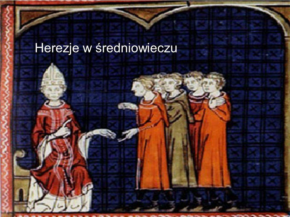 Herezje w średniowieczu