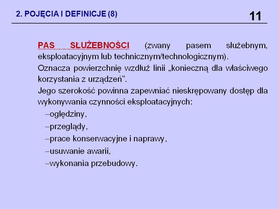 2. POJĘCIA I DEFINICJE (8) 11