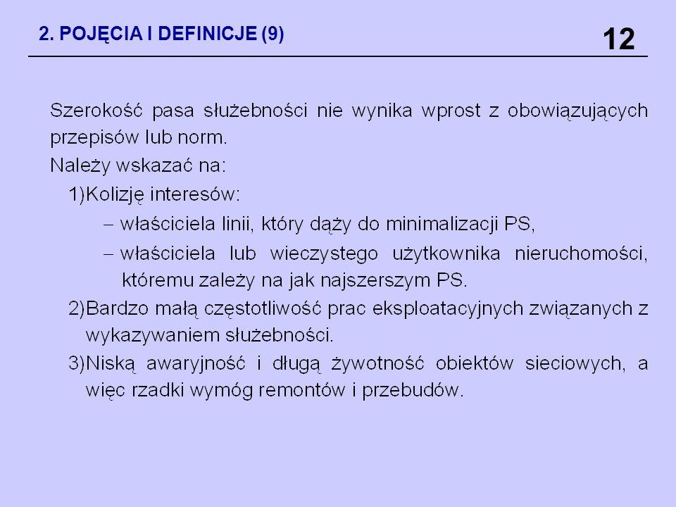 2. POJĘCIA I DEFINICJE (9) 12