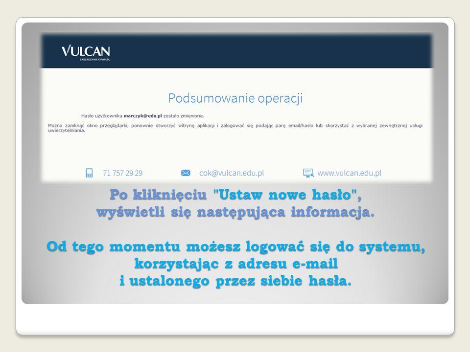 Po zalogowaniu (wpisaniu adresu e- mail i hasła) otworzy się strona. Należy wybrać opcję Uczeń
