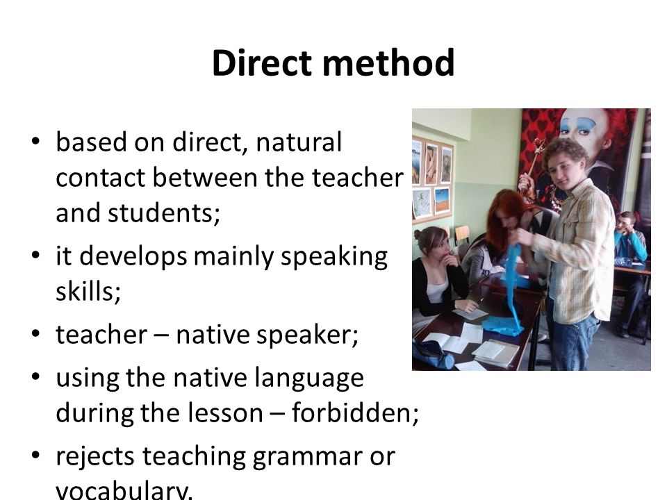 Examples of active methods: Metoda przypadków (zdarzeń).