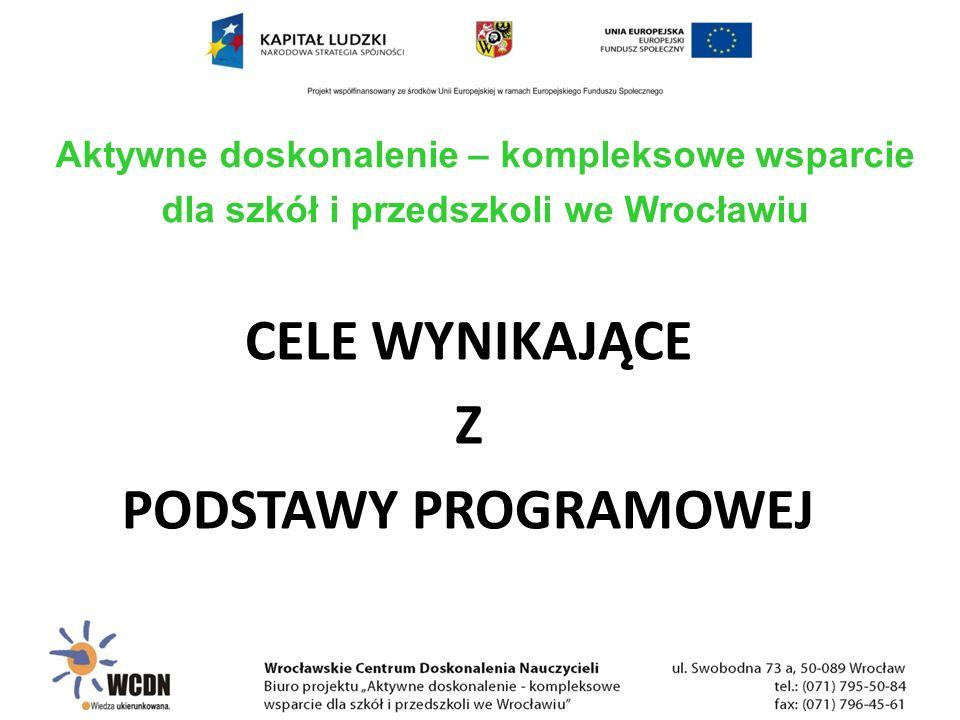 Komorowska Hanna : O programach w kształceniu ogólnym i zawodowym ; Fraszka Edukacyjna Sp.zo.o.
