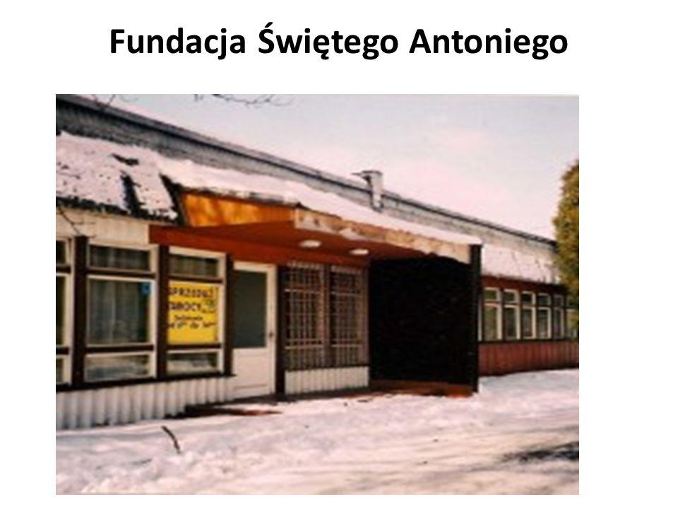 Fundacja Świętego Antoniego
