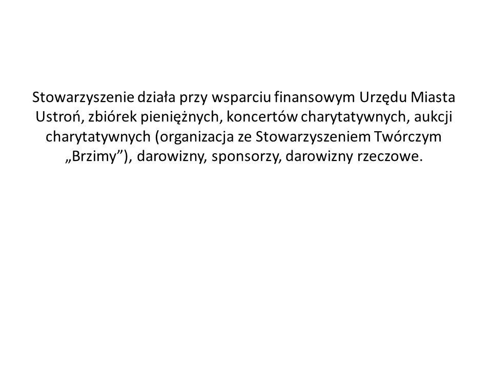 Fundacja istnieje od 1996 roku. Funkcjonuje dzięki dotacji z Miasta Ustroń, sponsorom i darczyńcom.