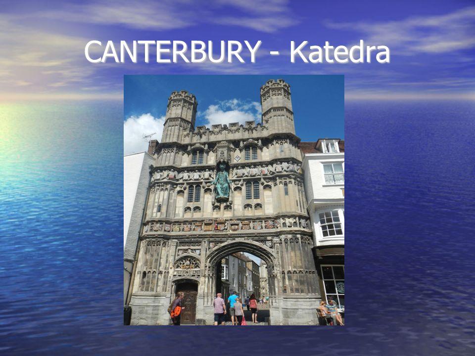 CANTERBURY - K atedra