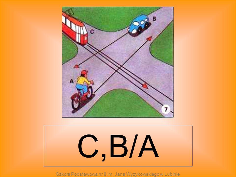 C,B/A Szkoła Podstawowa nr 8 im. Jana Wyżykowskiego w Lubinie