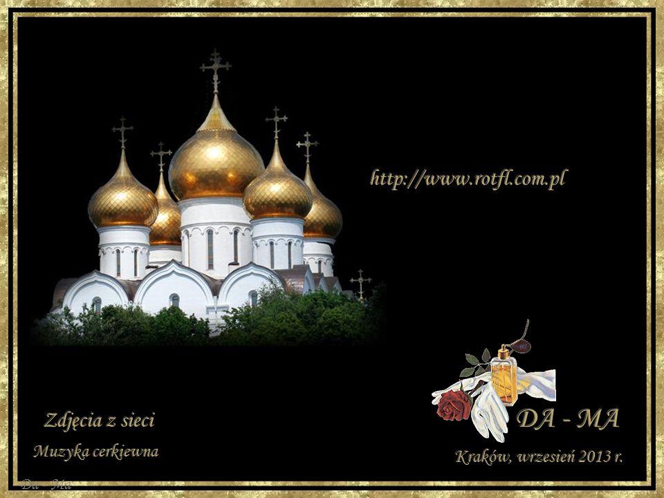 Da - Ma Cerkiew św. Jerzego na Pokłonnoj Górze Pieriedełkino – cerkiew św. Kniazia Igora Kopuły cerkwi w Peredełkino (rejon Moskwa) Konwent św. Mikoła