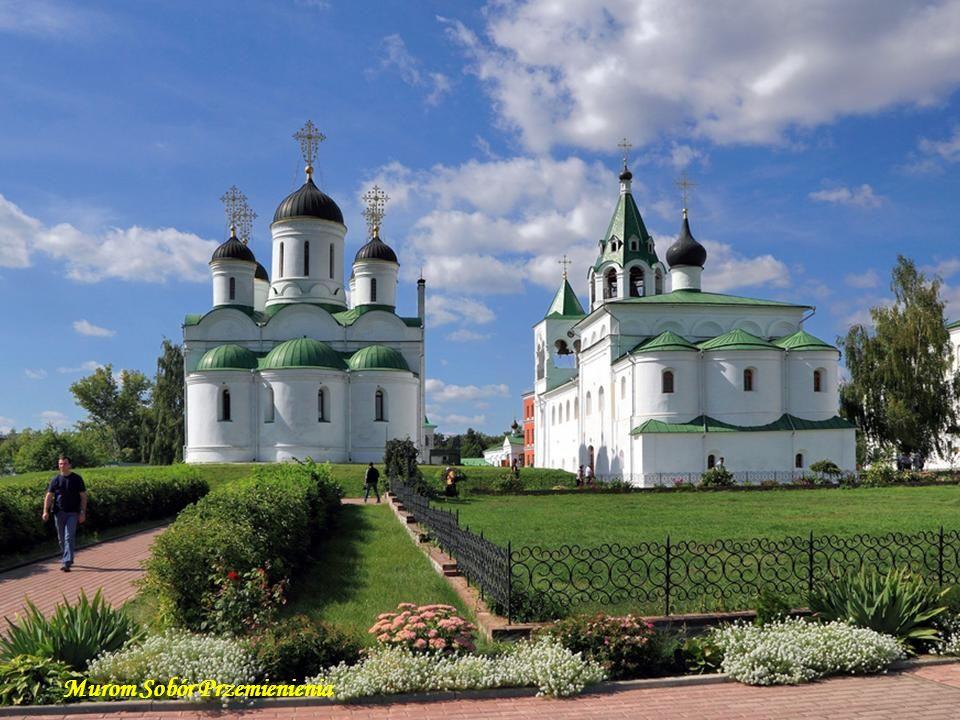 Da - Ma Suzdal Irkuck - odrestaurowana cerkiew Tobolsk Kreml Peresław Zaleski - cerkiew XVI w.