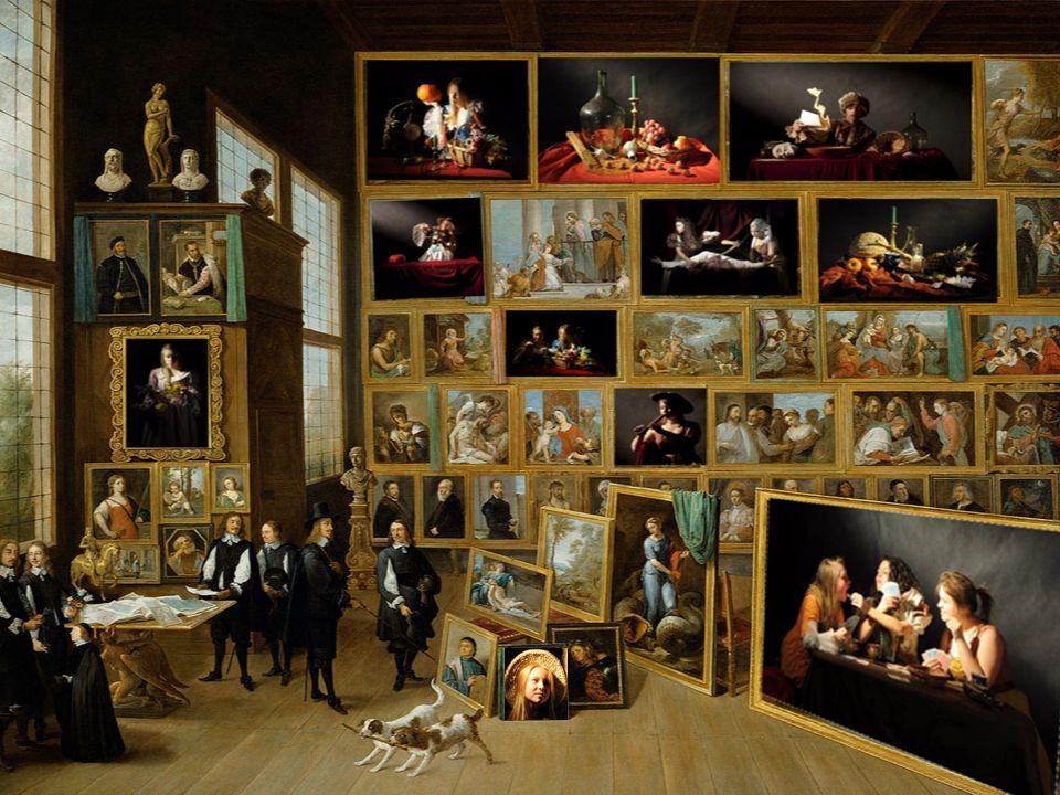 Poznałam barokową symbolikę, nauczyłam się jak ustawiać martwą naturę i światło na obrazie...